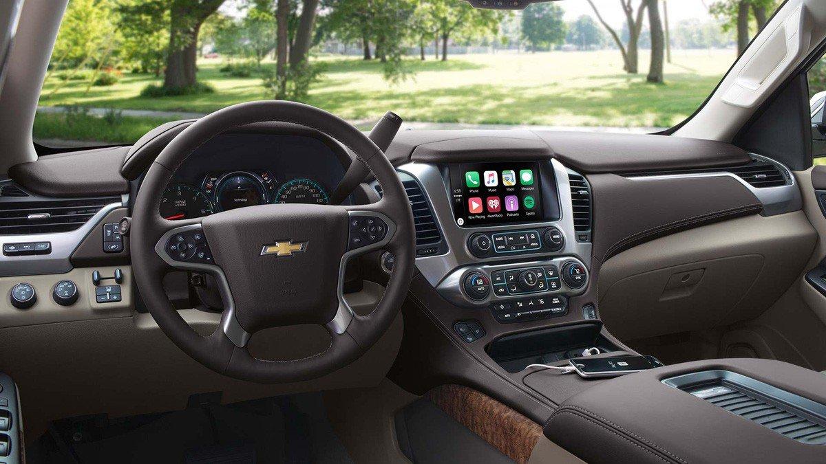 Chevrolet Tahoe 2019-2020