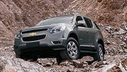 Клиренс Chevrolet Trailblazer