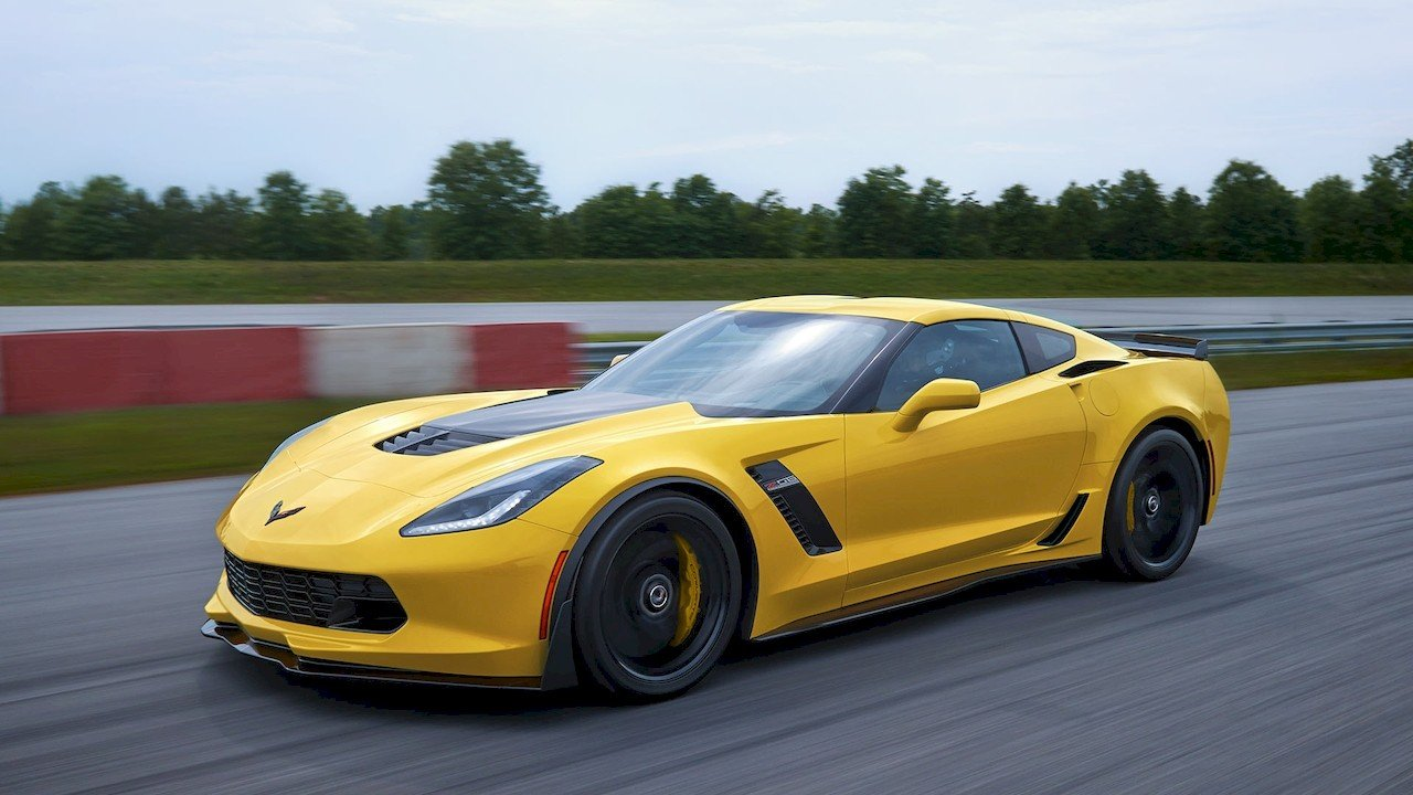 the chevrolet corvette This is the new 2017 chevrolet corvette grand sport if you are a student of all things 'vette, that should immediately signal that you're looking at something special grand sport is a name.