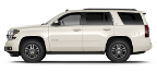 Chevrolet Tahoe Iridescent Pearl Tricoat