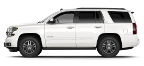 Chevrolet Tahoe White Diamond Tricoat