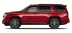 Chevrolet Tahoe Long Beach Red Metallic Tintcoat